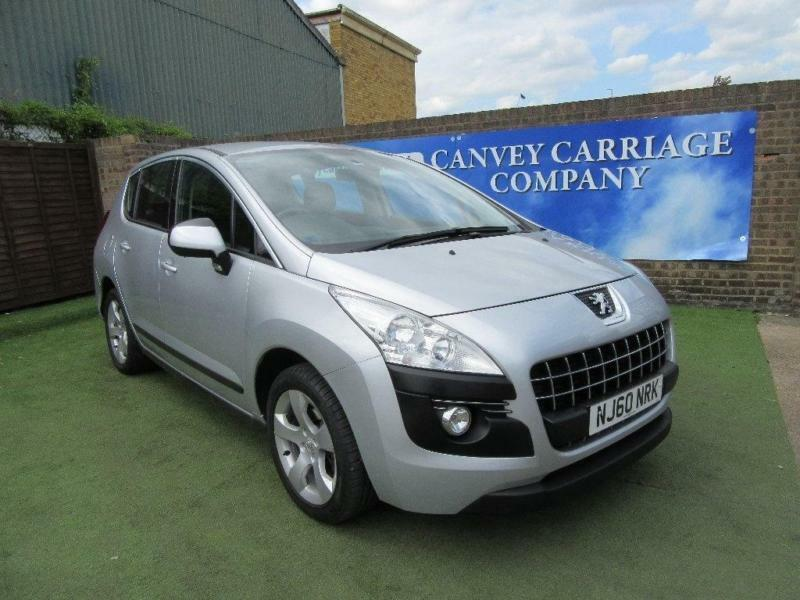 2010 peugeot 3008 1 6 hdi fap sport suv egc 5dr in canvey island essex gumtree. Black Bedroom Furniture Sets. Home Design Ideas