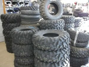 KNAPPS in PRESCOTT has LOWEST PRICES on ATV TIRES & RIMS !!!