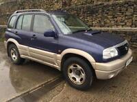 Suzuki Grand Vitara 2.0TD
