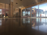 Concrete Polishing, Sealing, Epoxy Coatings