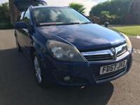 2008 Vauxhall/Opel Astra1.6 VVT 16v Design CHEAP ESTATE LONG MOT 1 OWNER BARGAIN