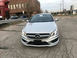 2014 Mercedes-Benz CLA 250,CLEAN CARPROOF,NAV,4MATIC,AMG PACKAGE