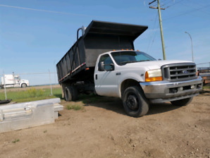 1999 Ford F-450 Dump Truck Dually