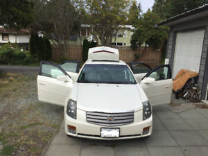 2004 Cadillac CTS -White Diamond