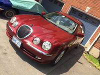 Gorgeous Clean Jaguar S-Type just imported from Florida