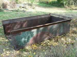 1938 Chev Pickup Truck Box and other original parts