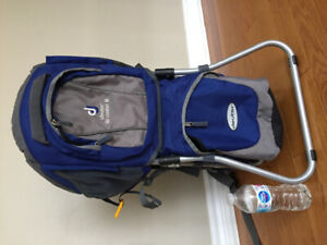Deuter Comfort II hiking toddler/baby backpack