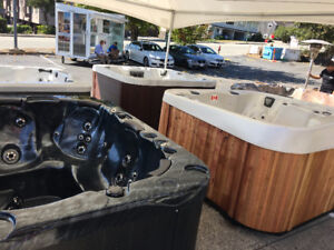 HOT TUB SALE - BC Home Leisure Fall Clearance Sale