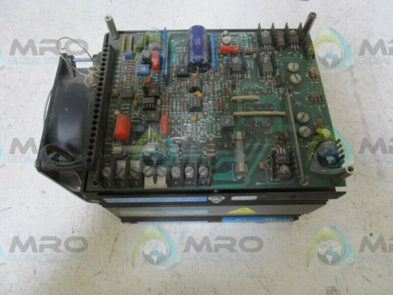 ELECTRO-CRAFT LA-5600 SERVO DRIVE * USED *