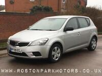 2010 KIA CEED 1.4 1 5dr REDUCED PRICE