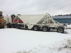 1992 Raglan triaxle belly dump