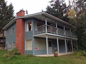 Lakefront level entry Basement suite 25 min from Kamloops