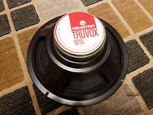 Celestion Truvox 1015  8Ohm speaker