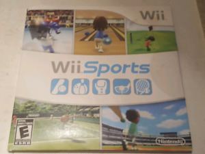 New / Sealed Wii Sports for Nintendo Wii