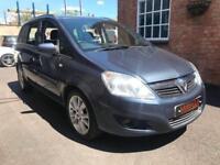 2008 Vauxhall Zafira 1.9 CDTi 16v Design 5dr