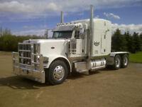 Class 1A truck driver position