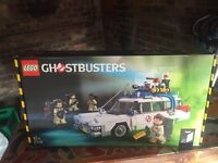 Lego ghostbusters conplete