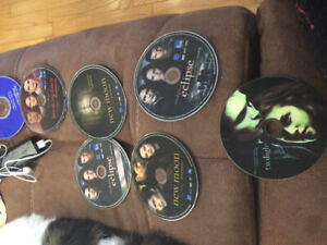 Assorted DVD/Blue Ray