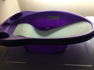 Excellent condition bathing tub - with temperature display