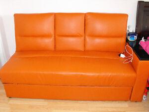 Expandable Sleeper Sofa