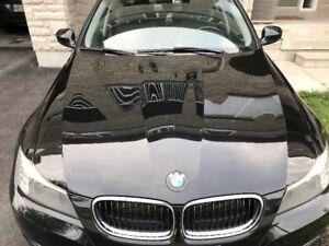 Immaculate Black BMW 2011 323