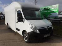 Vauxhall Movano 2.3 CDTI F3500 L3H1 Luton 2dr (Low floor) DIESEL MANUAL 2015/65