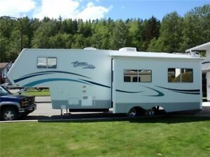 RV fifth wheel for rent