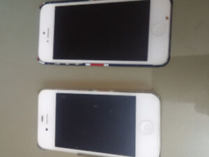 Iphone 5 and 4S
