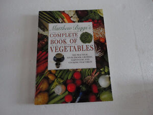 The Complete Book of vegetable coffee table kitchen cooking book