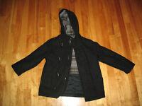 parka manteau hiver ensemble garçon 5 - 6 ans 10$