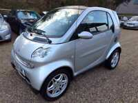 2004 Smart Smart 0.7 Fortwo Passion AUTOMATIC / SERVICE HISTORY/ LOVELY CAR