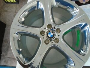 "20"" BMW Chrome Rims"