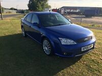 2005 FORD MONDEO 2.2 TDCI 6 SPEED ST-NEW INJECTORS-DRIVES WELL-ICE COLD AIR CON