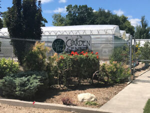 Greenhouse Business for Sale!