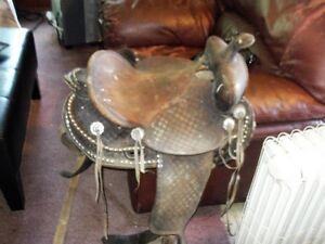 Beautiful Saddle for sale