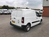 Citroen Berlingo L1 1.6 Bluehdi 625Kg Lx 75Ps EURO 6 DIESEL MANUAL WHITE (2017)