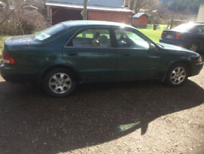 98' Mazda 626 NEEDS TO GO!