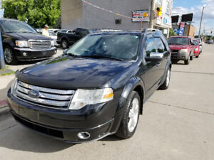 2009 Ford Taurus X Limited SUV, Crossover