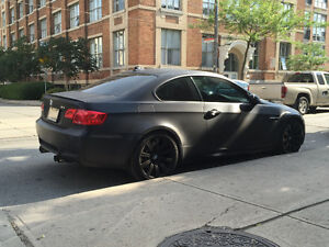 BMW M3, 2011, 6 SPEED MANUAL