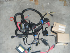 HID Headlamp And Driving Light System