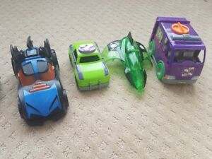 Set of Imaginext Batman/DC Figures, Vehicles & Playset