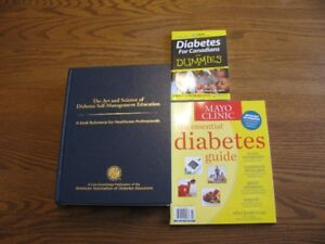 EDUCATION  BOOKS  -  DIABETES