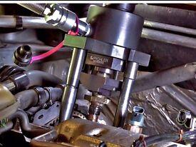 Injectors remove service