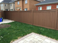 privacy fence washing and painting