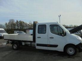2012 Renault Master 2.3TD 150 ( Euro V ) ( RWD ) LWB DCLLL35dCi (LWB)