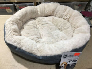 Super soft dog bed New!