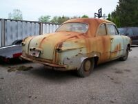 1950 ford coupe restore or rod