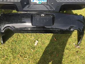 2007 Ford Mustang GT rear bumper