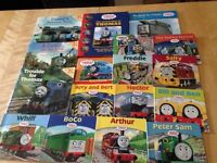 LOVELY BUNDLE OF THOMAS BOOKS