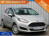 Ford Fiesta 1.5 Style Tdci 2013 (63) • from £38.03 pw